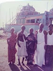 Sree Selva Vinayagar in 80's